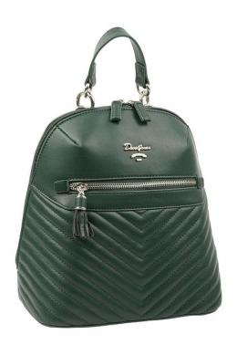 5423 CM D.GREEN Сумка-рюкзак David_Jones