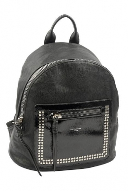 5484 CM BLACK Сумка-рюкзак David_Jones