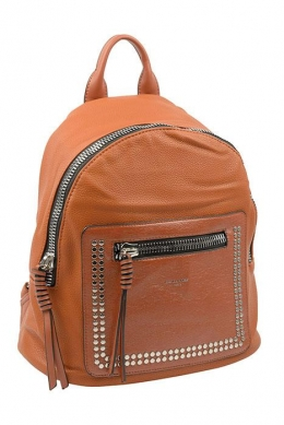 5484 CM COGNAC Сумка-рюкзак David_Jones
