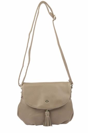 5540A-1 D.TAUPE Женская сумка кросс-боди David Jones