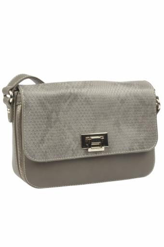 5623-2 D.GREY Женская сумка кросс-боди David Jones