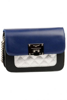 5920-1 BLUE Женская_сумка кросс_боди David Jones
