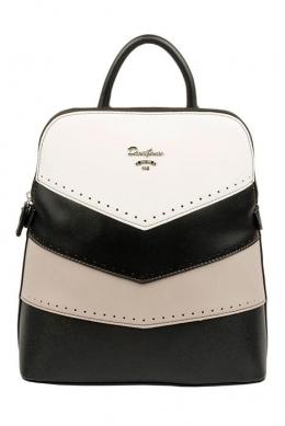 5926-2 BLACK Сумка-рюкзак David Jones