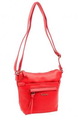 5944-1 RED Женская_сумка кросс_боди David Jones