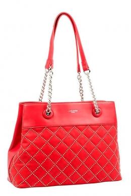 5964-2 RED Женская сумка David_Jones