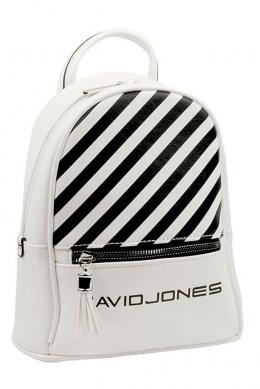 5965-4 WHITE Сумка-рюкзак David Jones