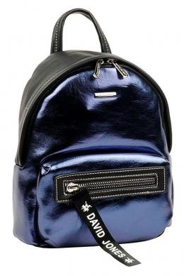 5970-4 BLUE Сумка-рюкзак David Jones