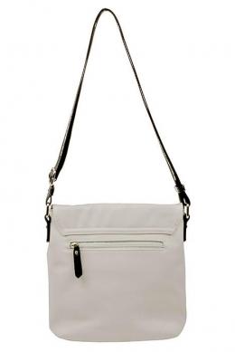 5980-2 WHITE Женская_сумка кросс_боди David Jones