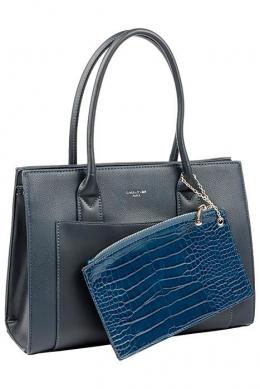 6105-2 D.BLUE Женская_сумка David_Jones