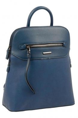 6110-3 D.BLUE Сумка-рюкзак David Jones