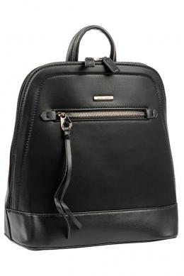 6111-2 BLACK Сумка-рюкзак David_Jones