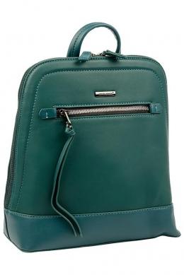 6111-2 D.GREEN Сумка-рюкзак David_Jones