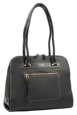 6120-1 BLACK Женская_сумка David_Jones