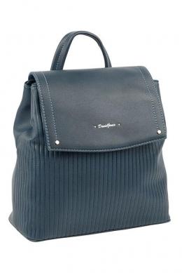 6124-2 D.BLUE Сумка-рюкзак David Jones