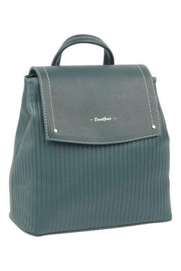6124-2 D.GREEN Сумка-рюкзак David Jones