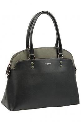 6127-1 BLACK Женская_сумка David_Jones