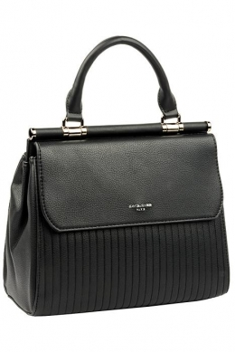 6131-1 BLACK Женская_сумка David_Jones