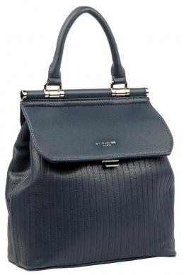 6131-2 D.BLUE Сумка-рюкзак David Jones