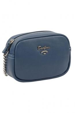 6154-1 BLUE Женская_сумка кросс_боди David Jones