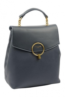 6160-2 D.BLUE Сумка-рюкзак David_Jones