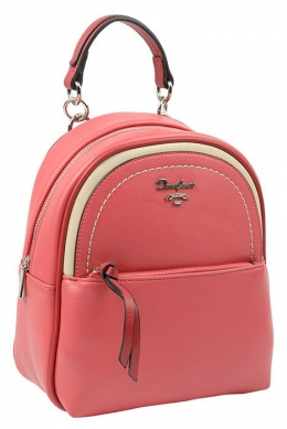6204-3 WATERMELON RED Сумка-рюкзак David Jones