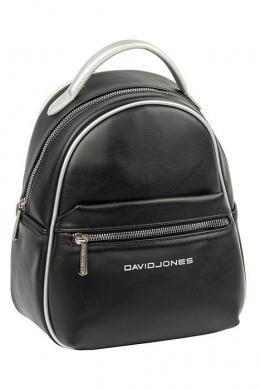 6208-3 BLACK Сумка-рюкзак David Jones
