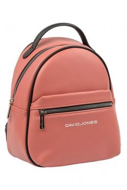 6208-3 BRICK RED Сумка-рюкзак David Jones