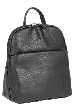 6219-2 BLACK Сумка-рюкзак David_Jones