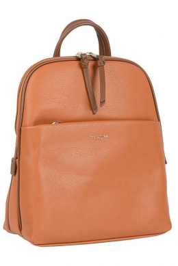 6219-2 COGNAC Сумка-рюкзак David_Jones