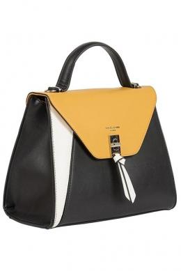 6239-2 BLACK Женская_сумка David Jones