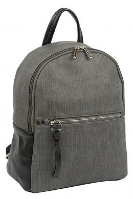 6259-1 BLACK Сумка-рюкзак David Jones