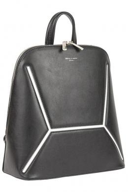 6261-2 BLACK Сумка-рюкзак David_Jones