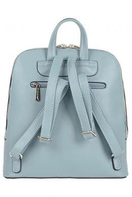 6261-2 L.BLUE Сумка-рюкзак David_Jones