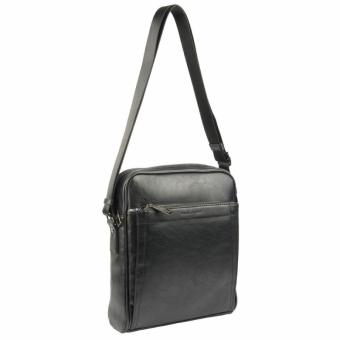David Jones 686601 Black деловая сумка