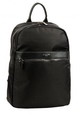 699904 C BLACK Сумка-рюкзак David Jones