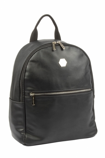 73387 BLACK Сумка рюкзак David Jones