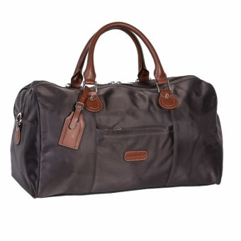 David Jones 8110CM dark brown дорожная сумка