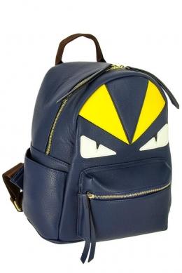 9808_BLUE Сумка-рюкзак STELLA