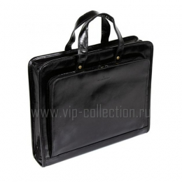 227/49285 Black Папка-портфель VIP COLLECTION
