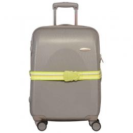 AC 025 Ремень д/чемодана GREEN