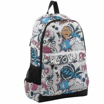 Olidik 2786 White Blue городской рюкзак