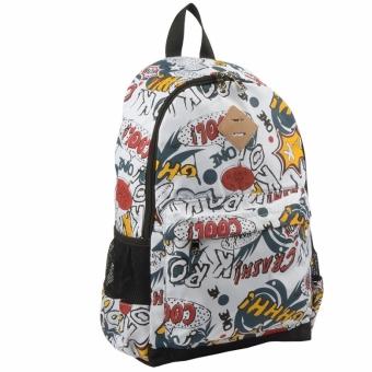 Olidik 2786 White Yellow городской рюкзак