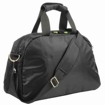 Olidik 8840 black-green спортивно дорожная сумка
