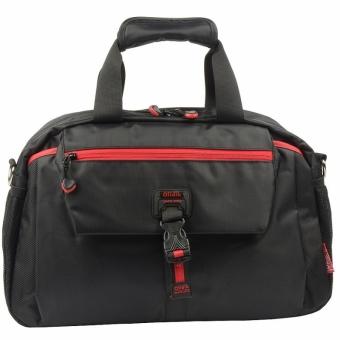 Olidik 8840 black-red спортивно дорожная сумка
